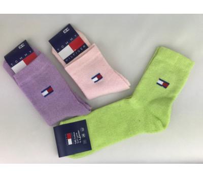 Шкарпетки жіночі ORIGINALS махра (снікерс) 12 шт/уп