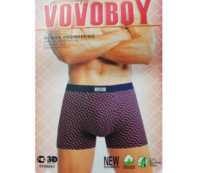 Труси Vovo Boy чол. 90047 (24шт/уп)
