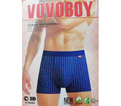 Труси Vovo Boy чол. 90084 (24шт/уп)
