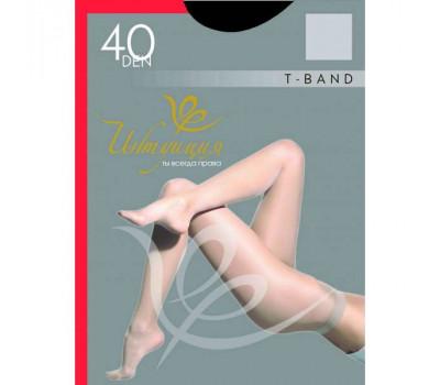 Колготи жіночі Інтуіція (T-BAND) 40 DEN
