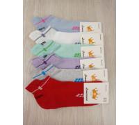 Шкарпетки жіночі Limerance сітка (фітнес) 12 шт/уп