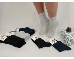 Шкарпетки дитячі Limerance стрейч Класичні (розмір 14-16) 12шт/уп