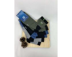 Шкарпетки підліткові Teenager стрейч (розмір 36-41) асорті 12шт/уп