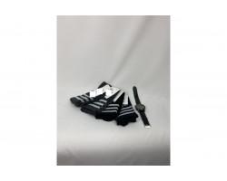 Шкарпетки чоловічі СПОРТ стрейч,високі Адідас (розмір 41-45) чорні 12шт/уп